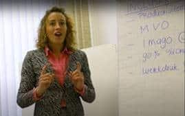 Digitale toneelvoorstelling 'Knokken voor inclusie'